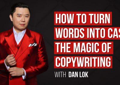 Copywriting With Dan Lok