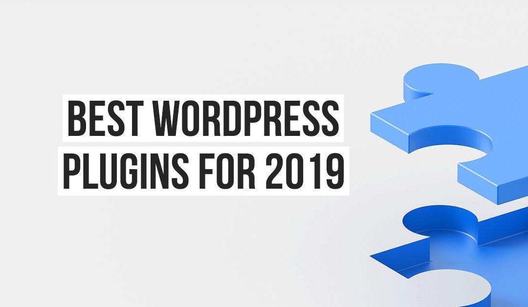 Best Word Press Plugins 2019