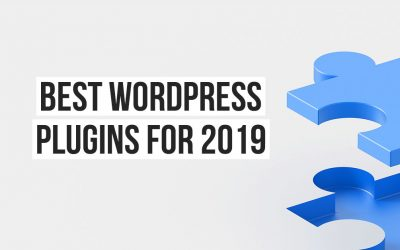 Best Word Press Plugins 2019