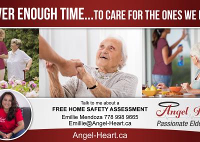 Angel Heart Social Media Graphics