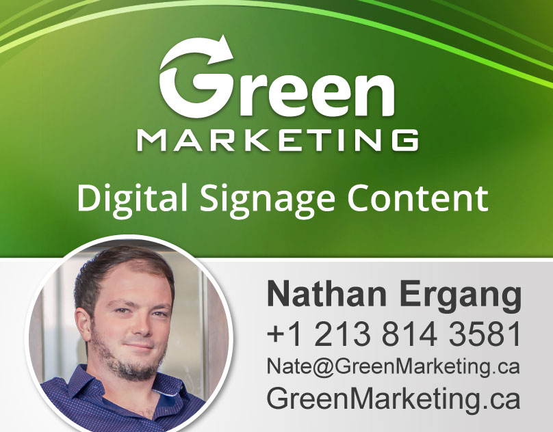 Digital Signage Vancouver