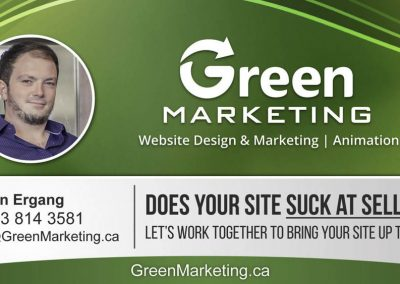 Marketing campaign design