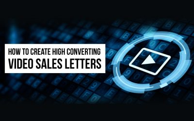 Create a Video Sales Letter For Your Promotional Video That Converts Like Crazy.